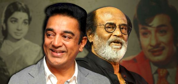 Tamil-Nadu-politics-Kamal-Haasan-and-Rajinikanth